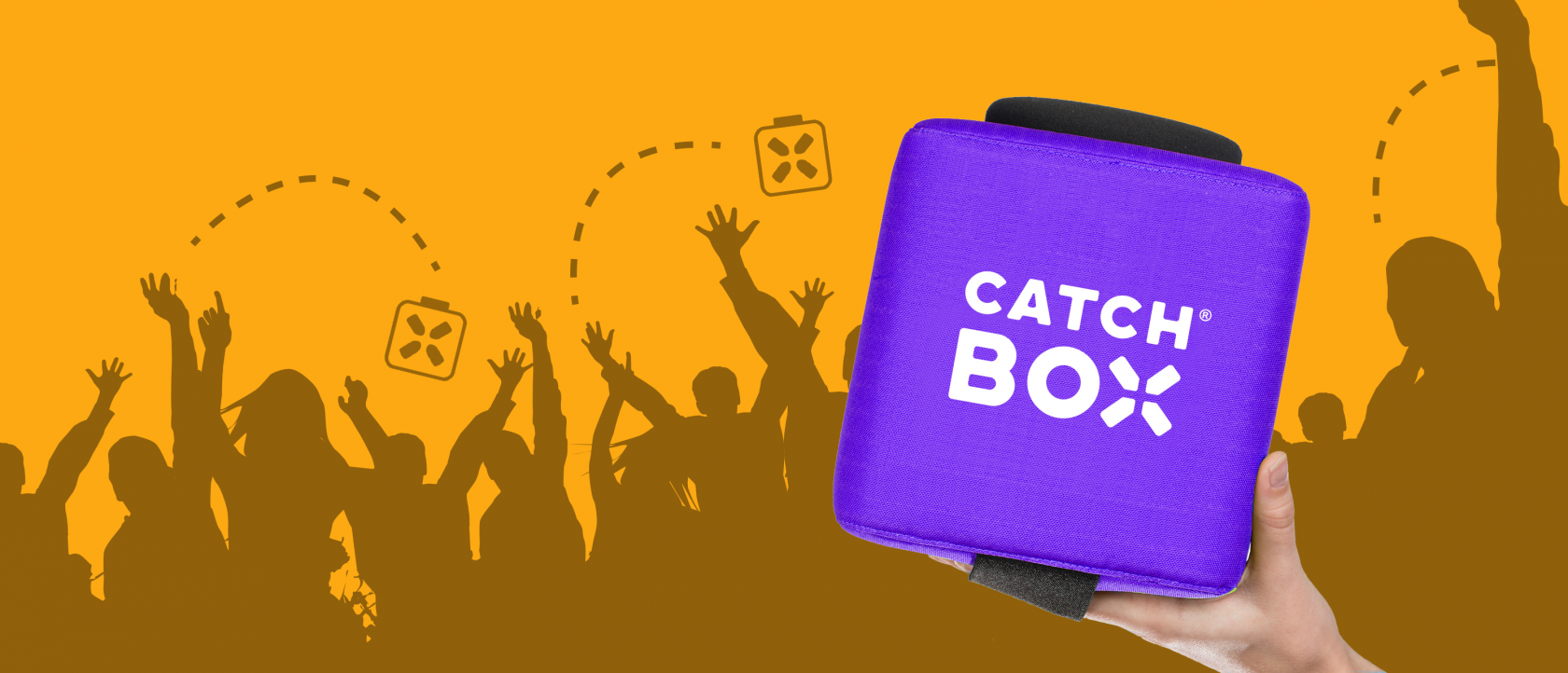 vision sound & light catch box